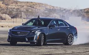 cadillac cts vs 2016 cadillac cts v track one take