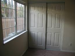 Closet Doors Barn Style How To Install Sliding Closet Doors Barn Style Buzzard