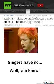 I Am Sorry Meme Memes - gingers have no soul and i m sorry if anyone finds this offensive