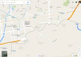 Shenzhen China Map Distorted Maps On The Hong Kong China Border Checkerboard Hill