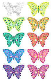 butterfly life cycle activities for first grade coloring sheets
