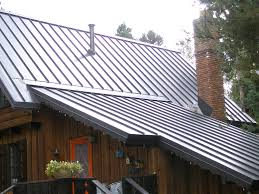 Roofing A House by Metal Roofing Costs U2013 Home Remodeling Costs Guide
