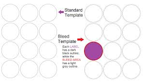 label design templates png designing a label template when how to use a bleed template