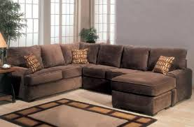 Sectional Sofa With Chaise Microfiber Sectional Sofa With Chaise Living Room