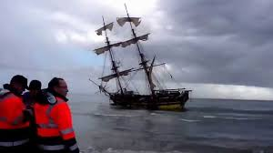 real pirate ship youtube