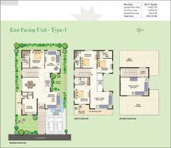 Green Homes Builders Green Icons Isle Floor Plan Green Icons 1 Bhk Duplex House Plans