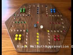 wooden aggravation wahoo game showcase youtube