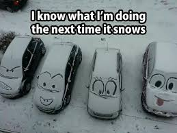 Funny Snow Meme - east coast gets their white new year thanks to winter storm grayson