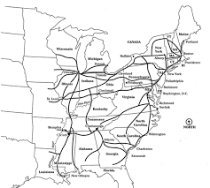 map us railroads 1860 corinth locate 1