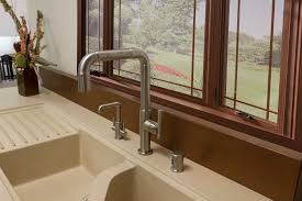 sonoma forge introduces its first kitchen faucet with pull out brut kitchen pull out faucet