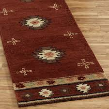 Rugs Runners Southwest Diamond Wool Rug Runners
