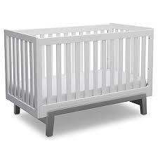 Delta Soho 5 In 1 Convertible Crib Delta Children Aster 3 In 1 Convertible Crib In White Grey