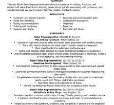 Resume Template Retail 100 Retail Resume Template Examples Resumes 85 Stunning