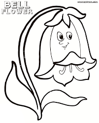 bellflower coloring pages coloring pages to download and print