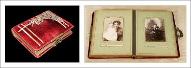 inexpensive photo albums cabinet cards carte de visite archivally preserve your photographs