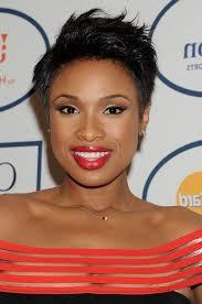 spick hair sytle for black women jennifer hudson short spiky haircut for black women styles weekly