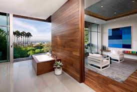 Jet Set Bar Cabinet Ultramodern Hillside Los Angeles Jet Set Estate