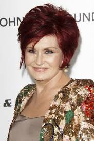 redken sharon osborn red hair color sharon osbourne hairstyles
