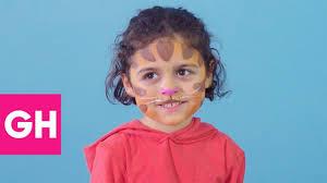 easy halloween makeup looks for kids gh youtube