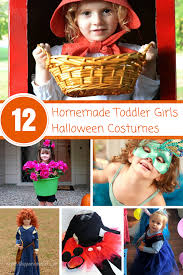 darling homemade toddler girls halloween costumes design dazzle