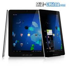 android ics onda 1 5 ghz android ics tablet with ips screen coming soon