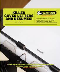 purpose of a cover letter for a resume killer cover letters and resumes by universum issuu