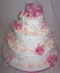 Cake Decorations Beach Theme - cake decoration beach themed wedding cake pink beach theme