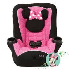 amazon com disney apt convertible car seat mouseketeer minnie