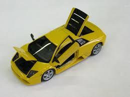 Lamborghini Murcielago Back - lamborghini murciélago 2001 1 43 mr collection models
