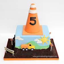 construction birthday cake jessica harris cake design