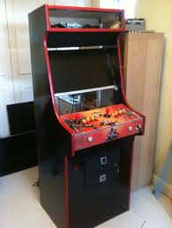 Cocktail Arcade Cabinet Kit I Built An Arcade Cabinet