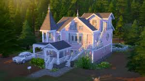 simmer evelie u201c the sims 4 pink palace apartments download