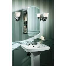 home decor kohler mirrored medicine cabinet grey bathroom wall