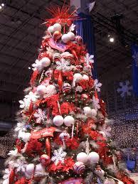 santa themed tree lights decoration