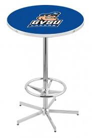 Valley Bar Table Grand Valley State University College Teams Logo Product