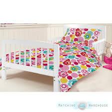 Childrens Single Duvet Covers Childrens Junior Cotbed Bed Duvet Cover U0026 Pillowcase Nursery Baby