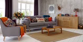 gray living room furniture southnext us colour schemes brown