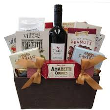 Wine Baskets Wine Gift Baskets Canada Buy Online Today The Sweet Basket Company