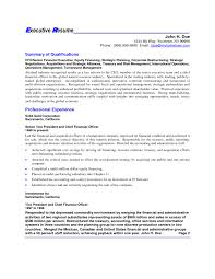 Treasurer Resume Resume Samples Administrative Assistant Experience Resumes