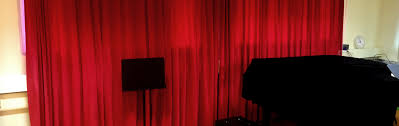 soundproof curtains or sound absorption curtains