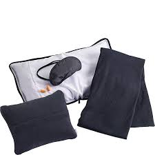 Travel Comfort Items Travel Pillows And Travel Blankets Free Shipping Ebags Com