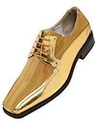 amazon com gold shoes men clothing shoes u0026 jewelry