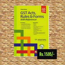 lexisnexis yellow tax handbook title gst acts rules u0026 forms with referencer 2017 author ca