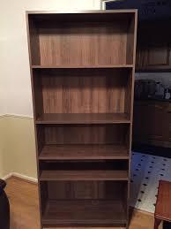 astonishing argos walnut bookcase 31 for 36 inch wide white