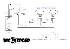 headlight wiring diagram a wiring diagrams instruction