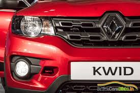 renault kwid red colour renault kwid with 1 0 l engine to hit showrooms post 800 cc launch