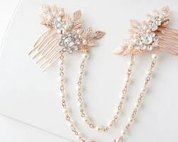 wedding hair jewellery etsy au