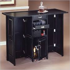 stanley furniture bar cabinet home styles furniture black folding home bar cabinet with chrome
