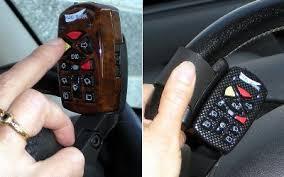 prot e si e auto centralina al volante telecomando a raggi infrarossi o radiocomandato