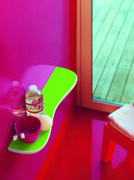 Bathroom For Kids - playful and colourful bathroom exclusively for children by laufen